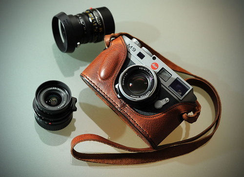 Leica M9 | by peterflash