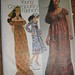 Vintage 1970s Hippie Style Womens Dress Pattern from Simplicity 9354 Size 12
