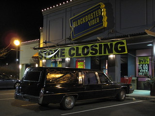 Blockbuster store closing sale | by Consumerist Dot Com