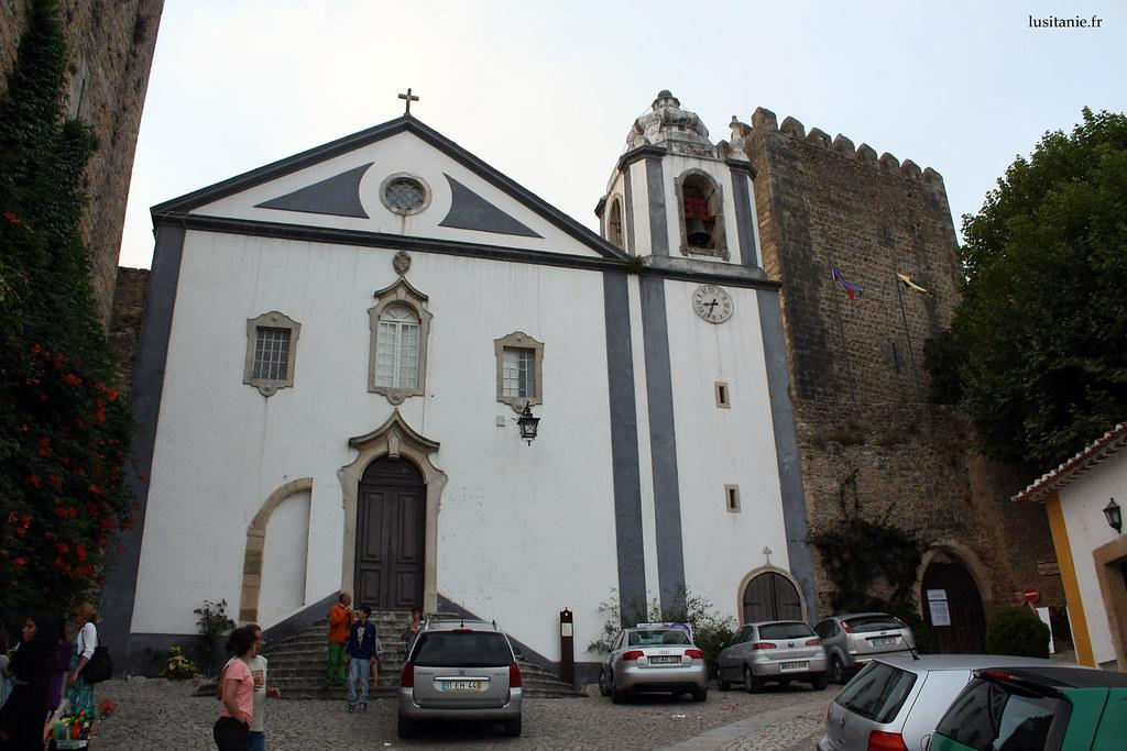 Eglise de Santiago de Óbidos
