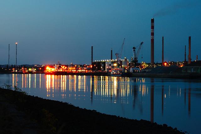 Photo - Grand port maritime de rouen ...