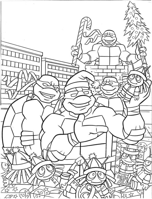Teenage Mutant Ninja Turtles\