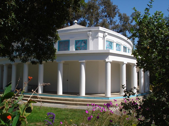 Weekly Calendar List : Temple of the people in halcyon beautiful and