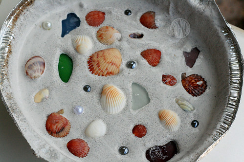 shell mosaic | by secret agent josephine