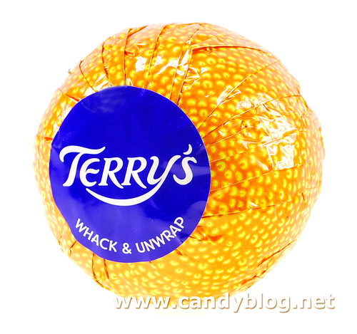 Terry's Chocolate Toffee Crunch Orange | by cybele-