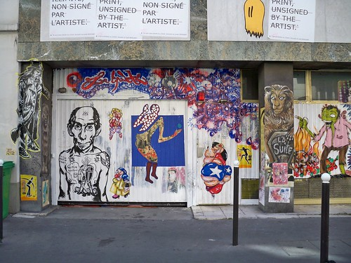 Nicoweb bertelle nicolas france graffiti graffart paris 75 for Dessin mur
