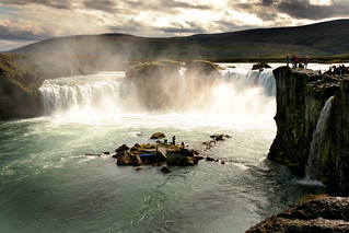 Goðafoss. (Explored) | by Anna.Andres