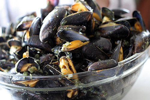 moules | by David Lebovitz