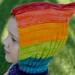 gnome hat :: rainbow
