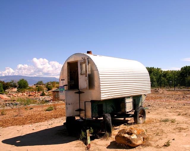 A shepherd 39 s wagon flickr photo sharing - The mobile shepherds wagon ...