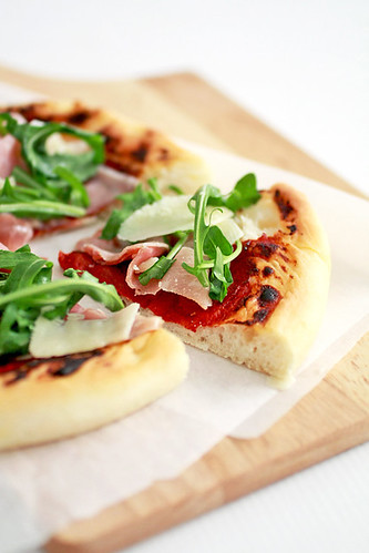 Parma Ham & Rocket Pizza | by *bossacafez