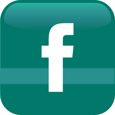 Image result for facebook logo green
