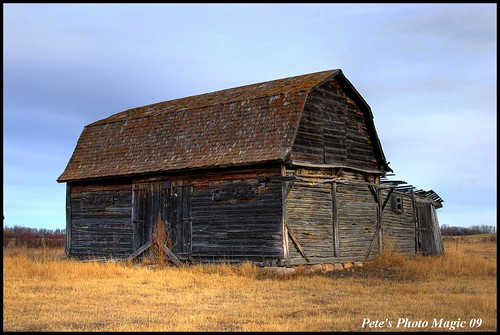 HDR #287 - The Demay Barn | by Pete's Photo Magic