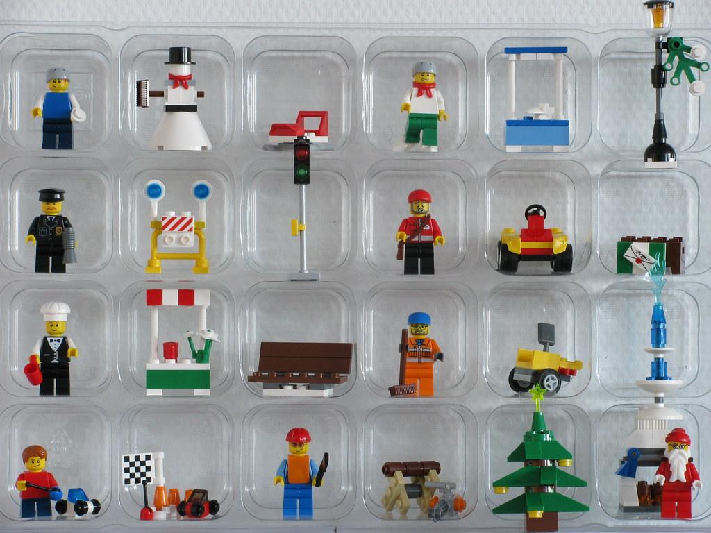 lego advent calendar 2017 instructions