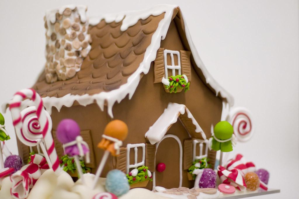 House Shaped Cake Recipe