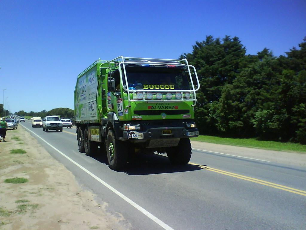 Rio Cuarto - Dakar 2010 green mile | canejoche | Flickr