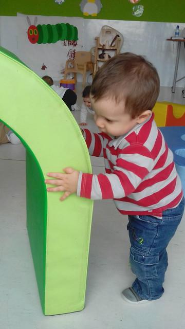 Psicomotricidad en bebés con música y mucho ritmo!