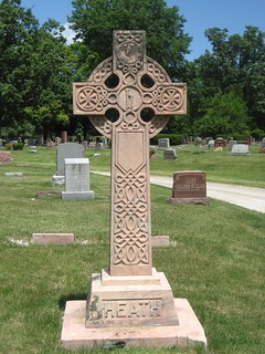 Celtic cross | by TheKarenD