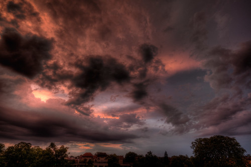 thunderclouds over berlin | by gari.baldi