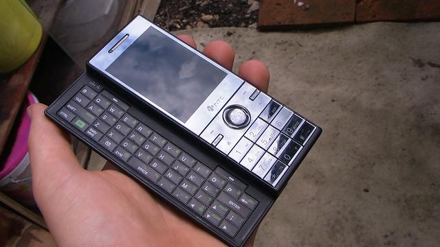 HTC S740 Rose