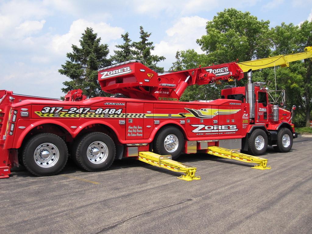 zore 39 s towing huge 85 ton rotator jburk2322 flickr. Black Bedroom Furniture Sets. Home Design Ideas