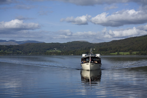 Coniston Launch Boat on Coniston Water | by Mark Carline