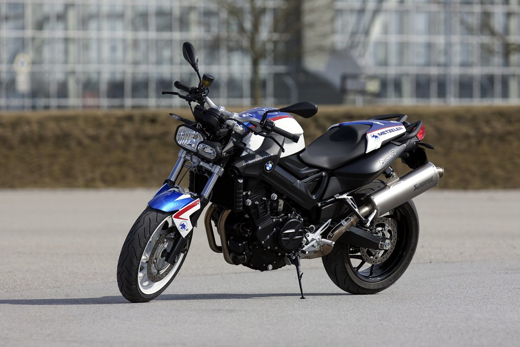 BMW F800R Chris Pfeiffer 2010