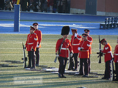 Canada's Red Coats and the Queen Mum's Own Soldiers   Flickr