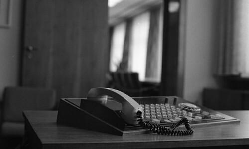 Vintage Office Phone 22
