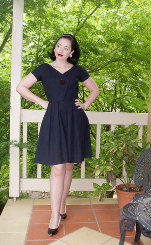 Daily Outfit - dress circa 1959 | by VintageCurrent