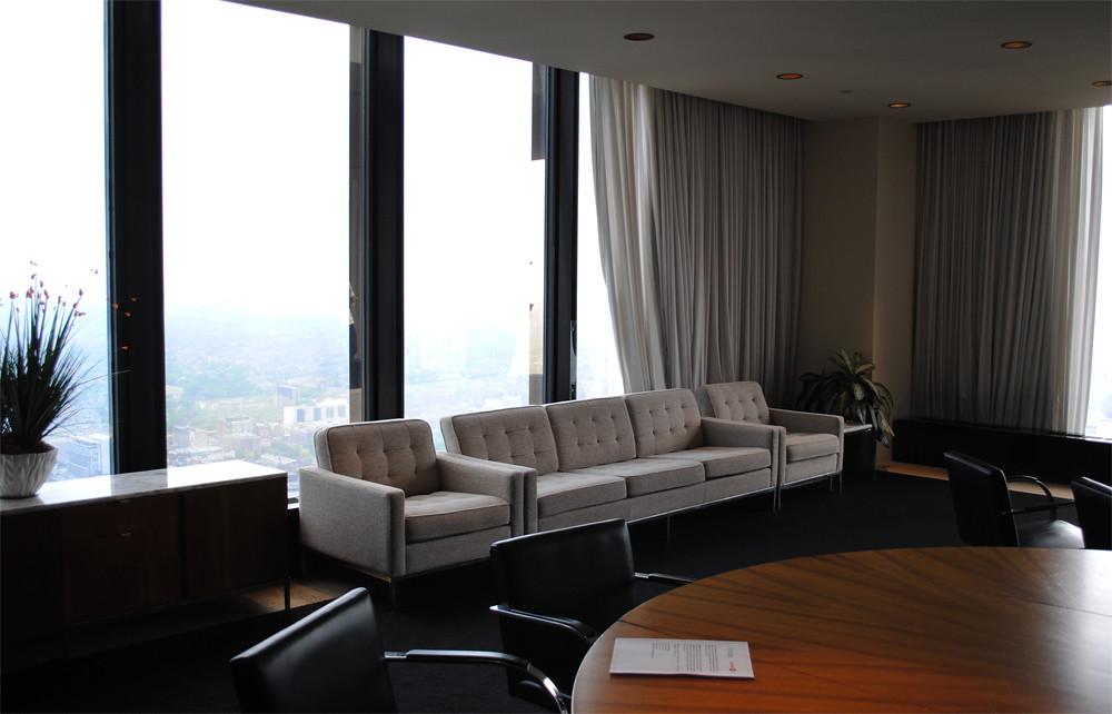 Td bank tower 54th floor meeting room adrian badaraco for 100 floors 54th floor