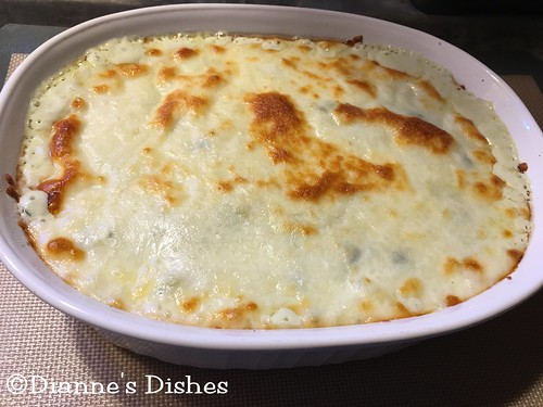 Spinach Artichoke Dip: Baked