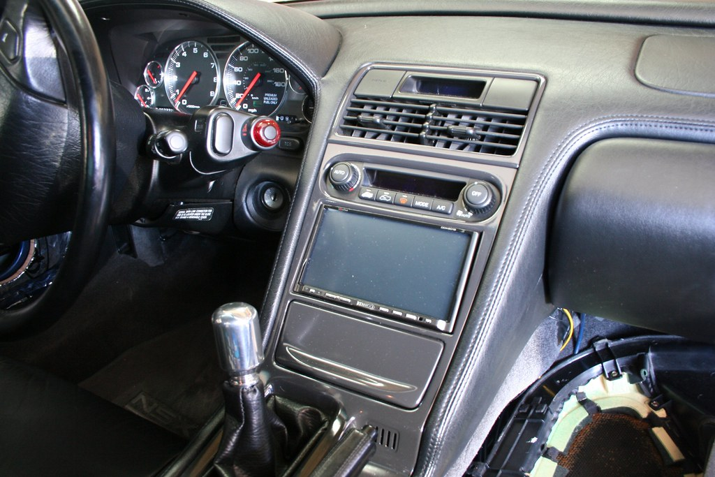 1997 acura nsx stereo system this is the kenwood excelon. Black Bedroom Furniture Sets. Home Design Ideas