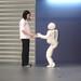 ASIMO performing
