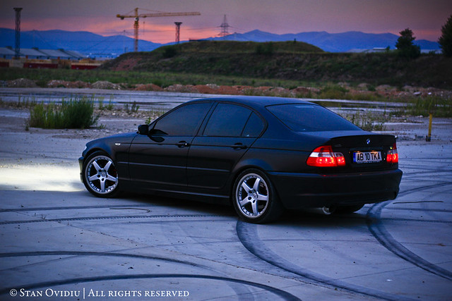 bmw e46 320d stan ovidiu a beautyful bmw with mpachet an flickr. Black Bedroom Furniture Sets. Home Design Ideas
