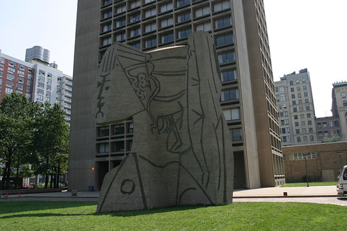 Picasso, NYU Silver Towers | by davem_330