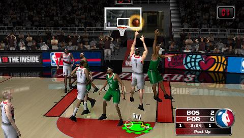 NBA 10: THE INSIDE Roy 3 | by PlayStation.Blog