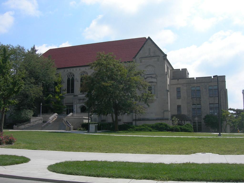 Watson Library University Kansas Reserve Room