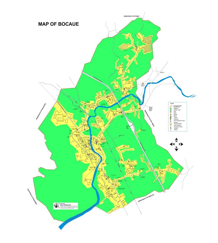 Bocaue Map File Type JPEG File Size X Pixels Flickr - Bocaue map