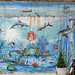 Little Mermaid mural