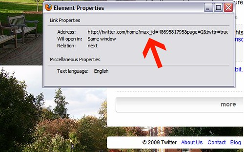 Twitter Element Properties | by shauser
