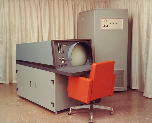 vintage computing '58 | www scanagogo com | Scanagogo | Flickr