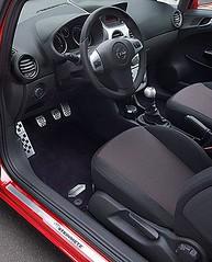 Corsa D rot interieur   Steinmetz Opel-Tuning   Flickr