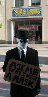 Nov 14 '09 Minneapolis protest against the cult of scientology | by CradleApex