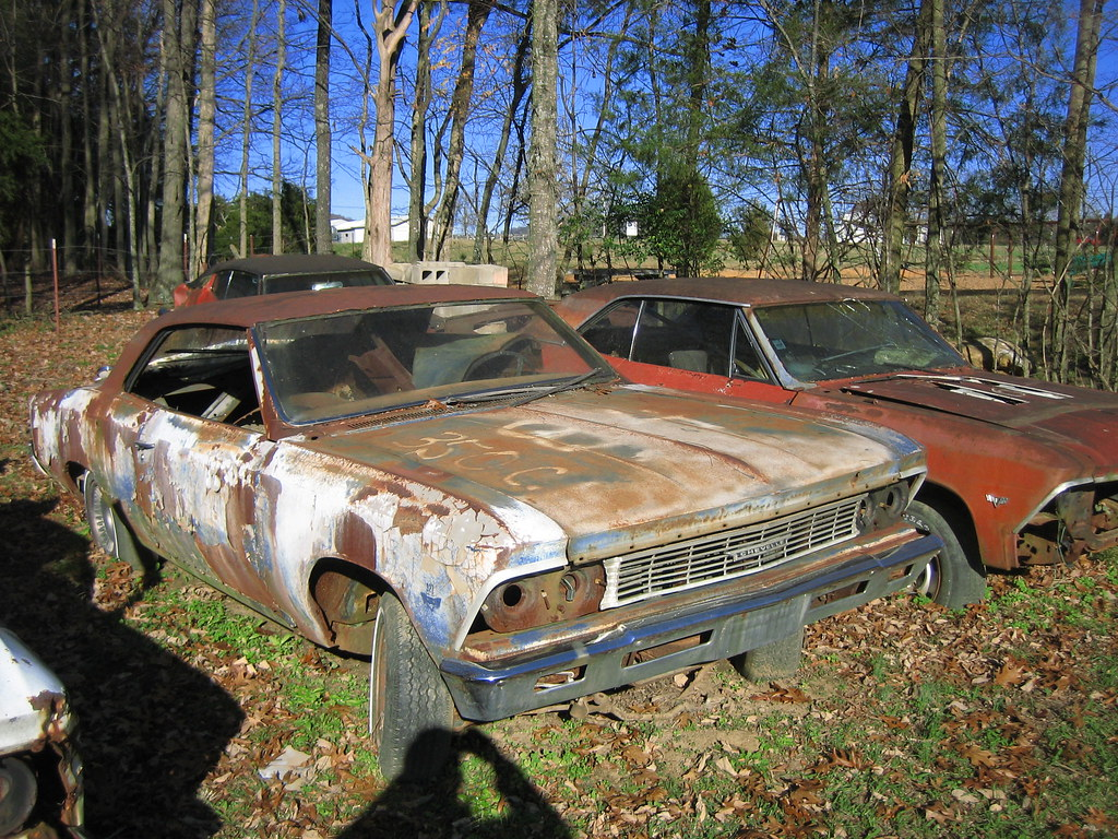 Possible Project Cars Found In Barns And