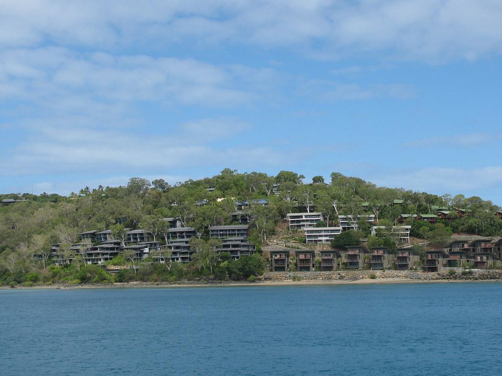 Hamilton Island Yacht Jump