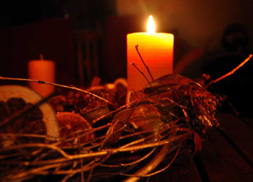 Adventkranz | advent kranz wreath | Benjamin Nussbaum | Flickr