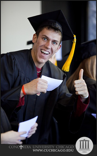 2009 Undergraduate Commencement | by Concordia University Chicago