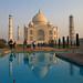 Reflections of Love - Taj Mahal of India