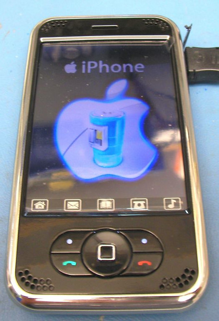 ifone  iphone pirata